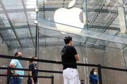 摩根士丹利:苹果因疫情而关闭的门店绝大多数都位于美国